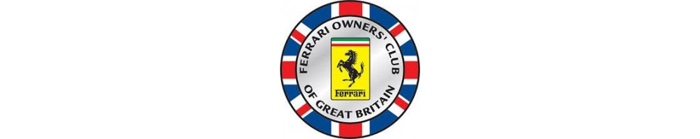 FERRARI OWNERS CLUB OF GREAT BRITAIN