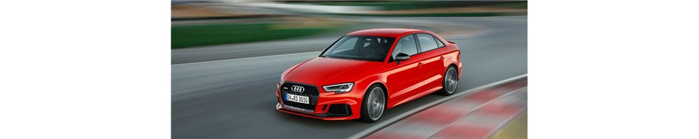 AUDI A3 / S3 / RS3 Owners manual