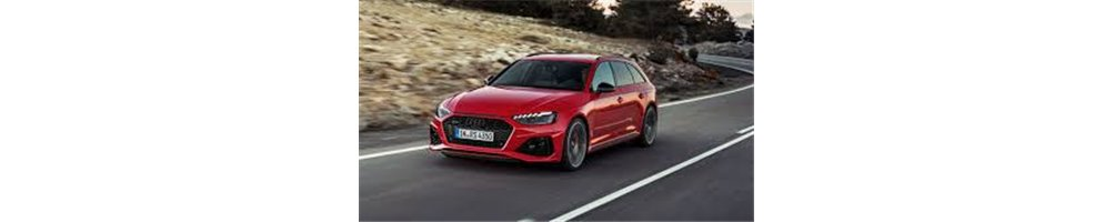 AUDI A4 / S4 / RS4 Owners manual
